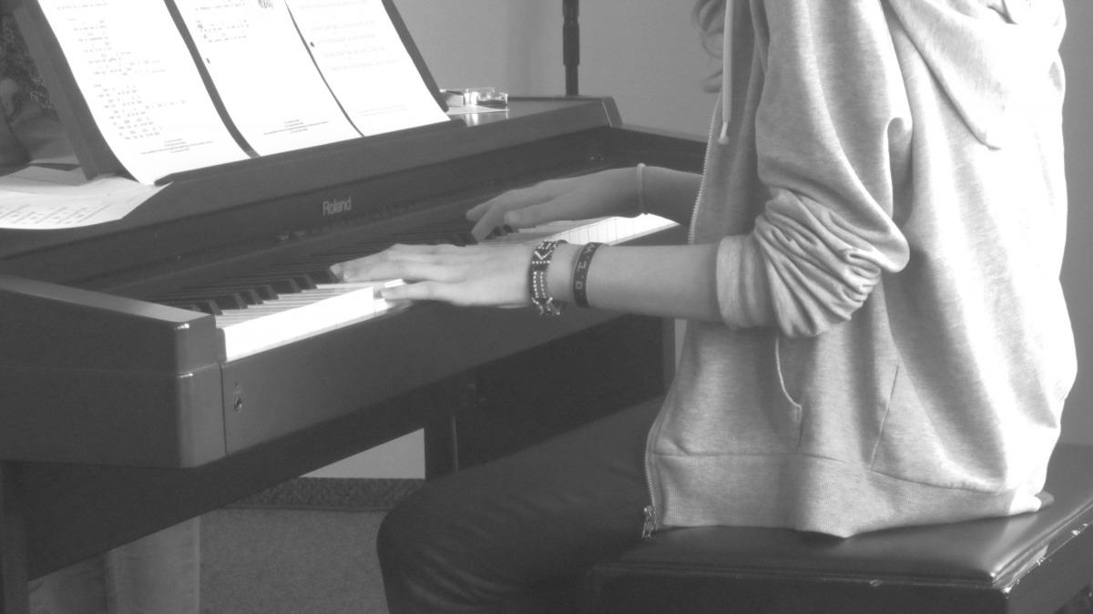 Klaviermusik...