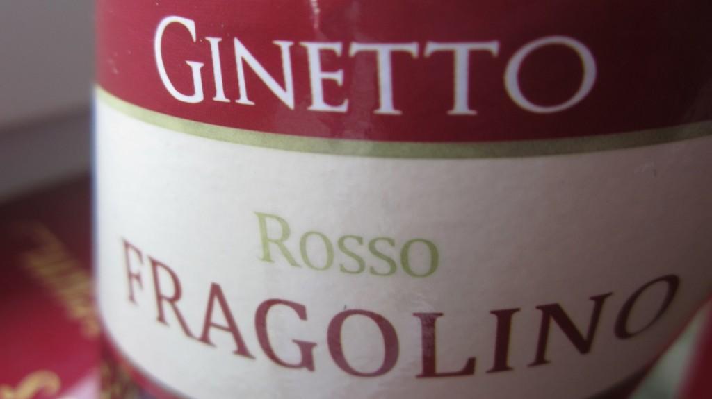 Fragolino Rosso.