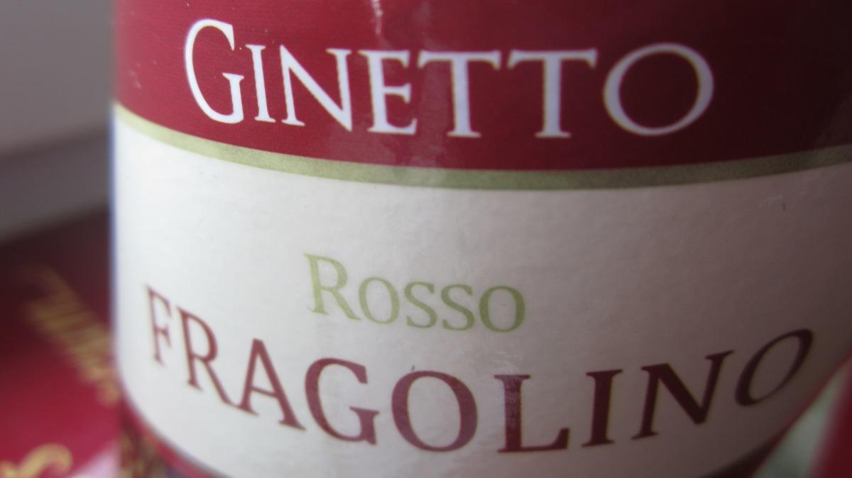 Fragolino Erdbeerwein