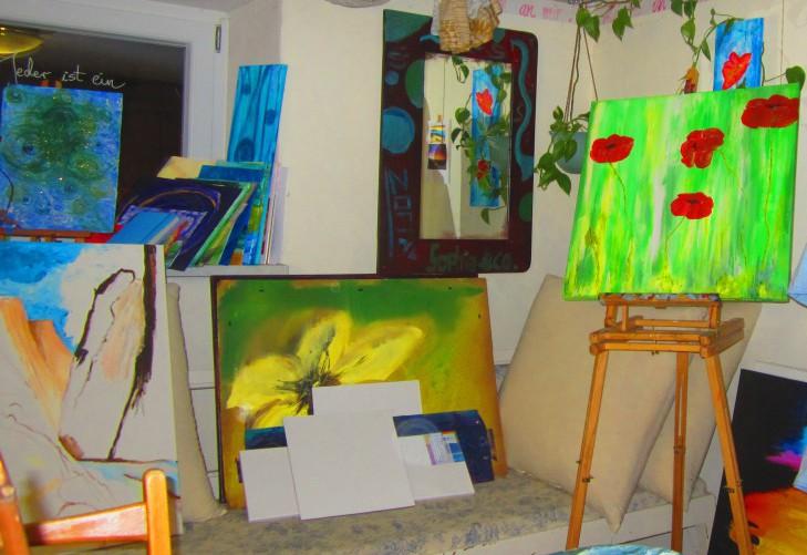 Fantasy Werkstatt bei Alexandra Rempel.