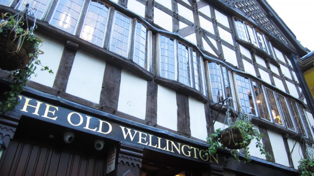 The Old Wellington Innn.