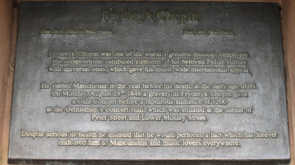 Chopin In Manchester.