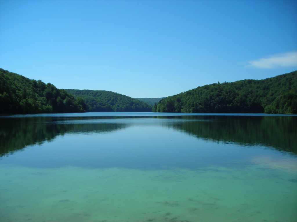 National Park Plitvicka Jezera/ Croatia