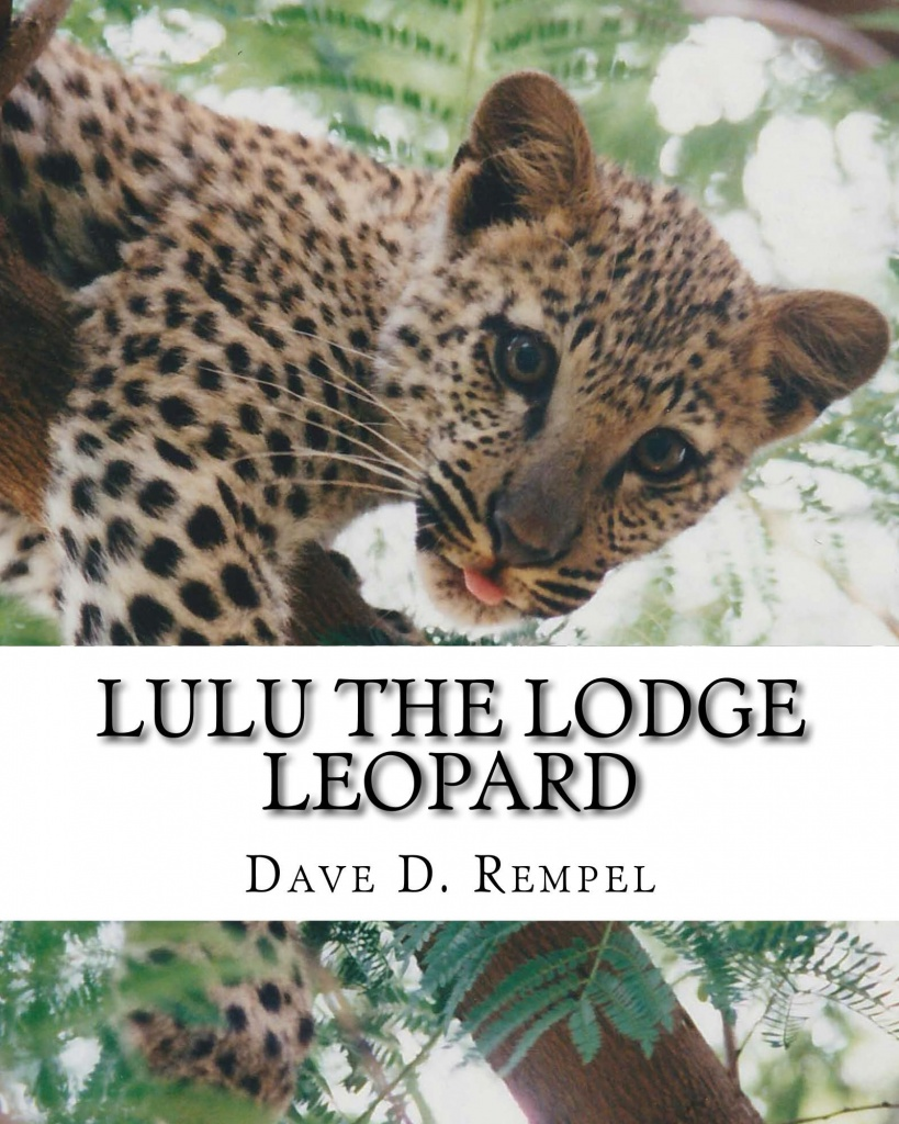 Lulu The Lodge Leopard.