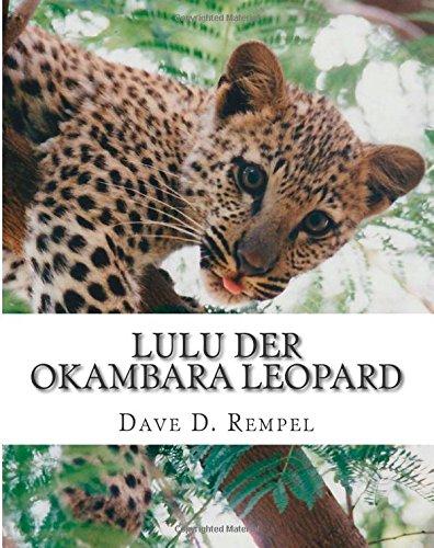 Lulu der Okambara Leopard.