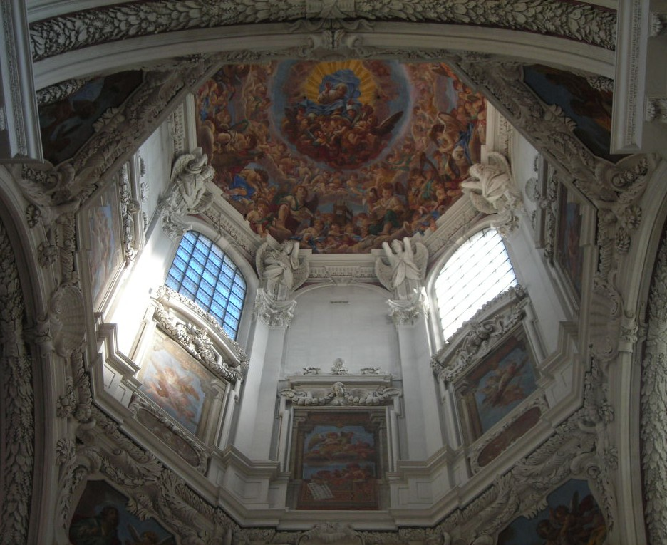 One Of The Beautiful Cathedral