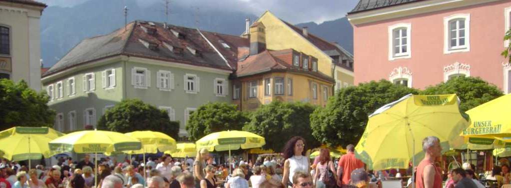 Bad Reichenhall, Stadtfest 2006