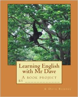 Learning English with Mr Dave.