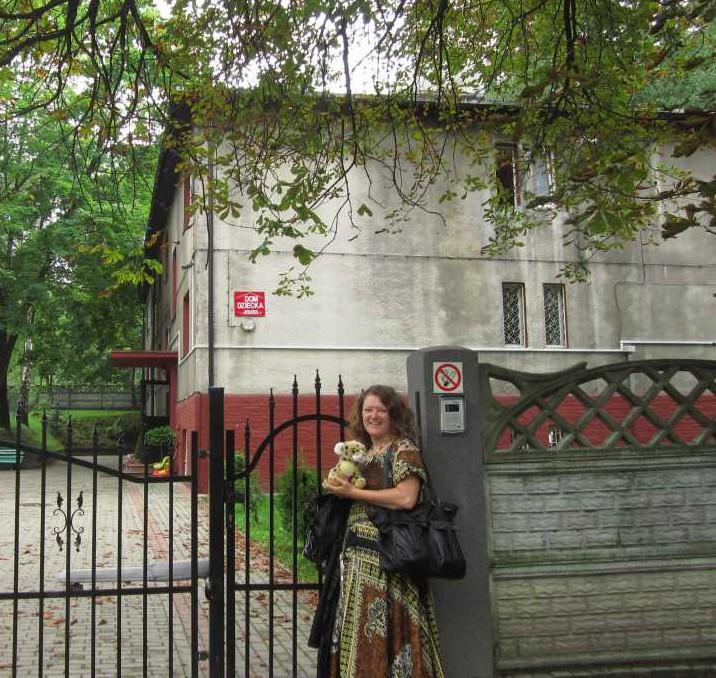 Dom Dziecka w Mysłowicach.