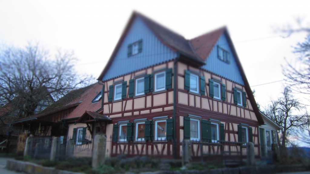 Sweet Little House in Schwäbisch Hall...