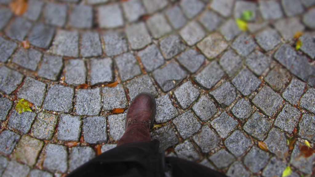 Wet Shoe...