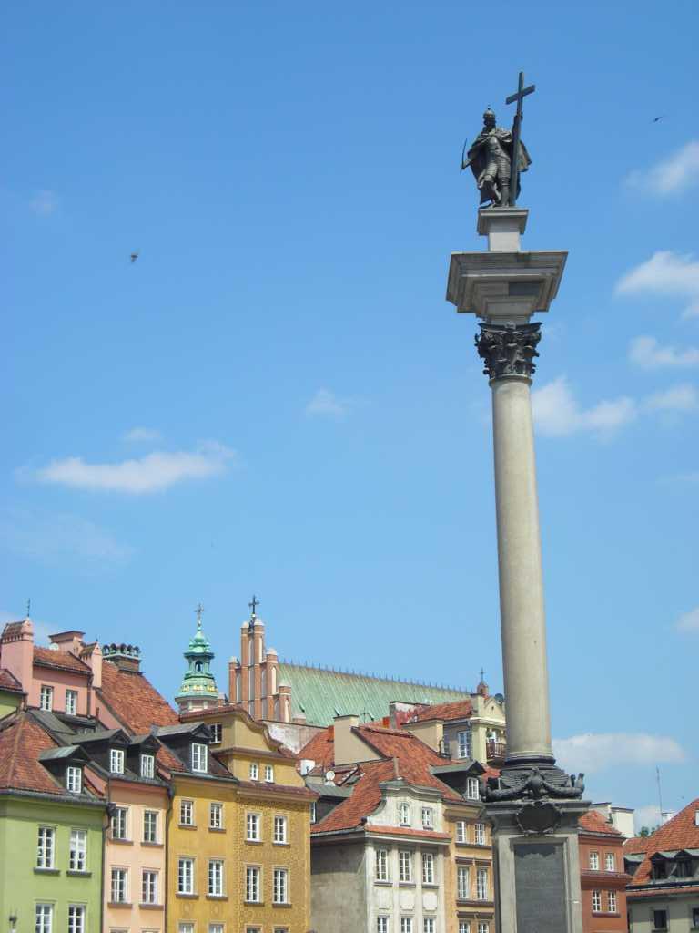 Kolumna Zygmunta, Warszawa.