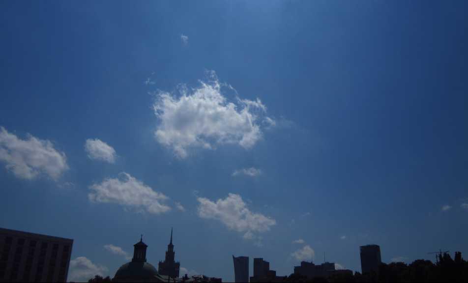 Warsaw Skyline.