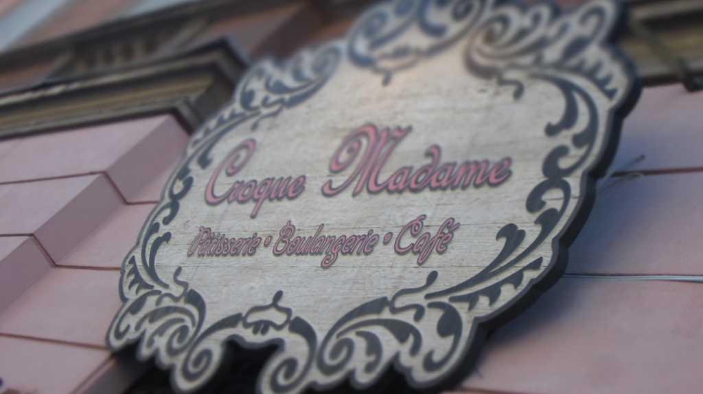 Croque Madame, Warszawa.
