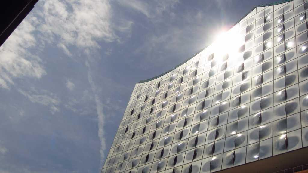 Elbphilharmonie, Hamburg.