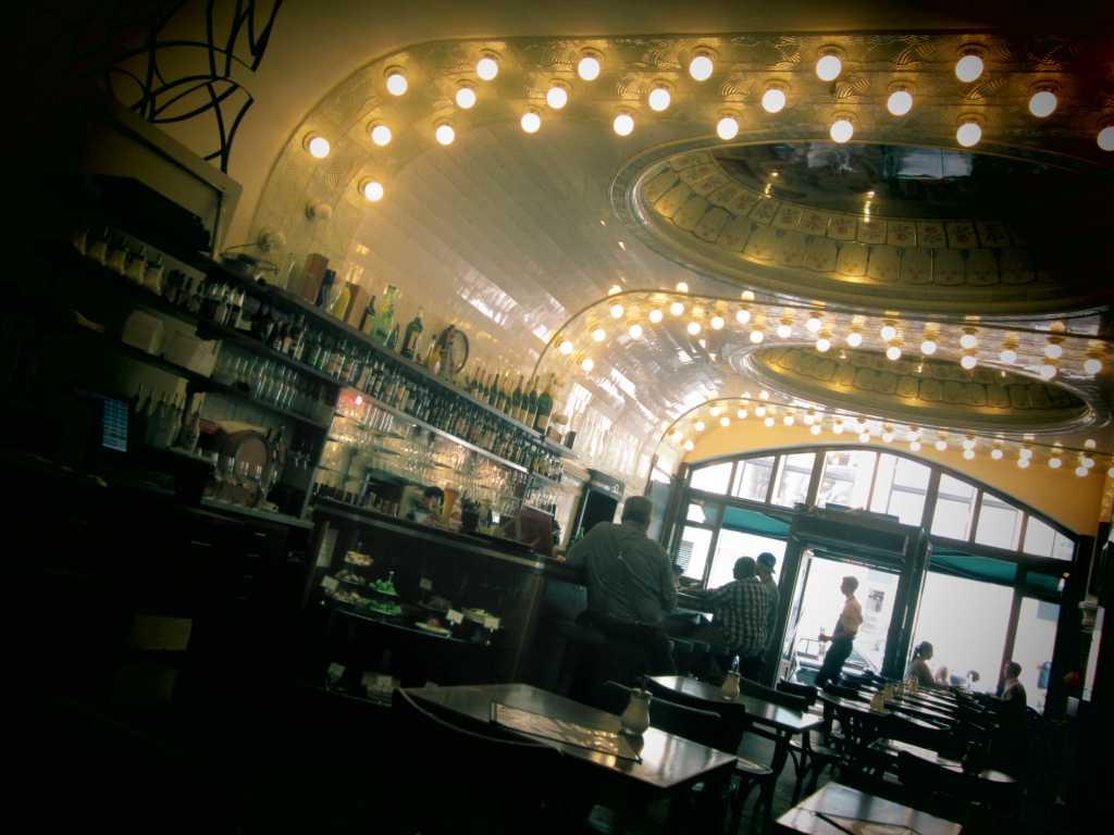 Cafe Paris, Hamburg.
