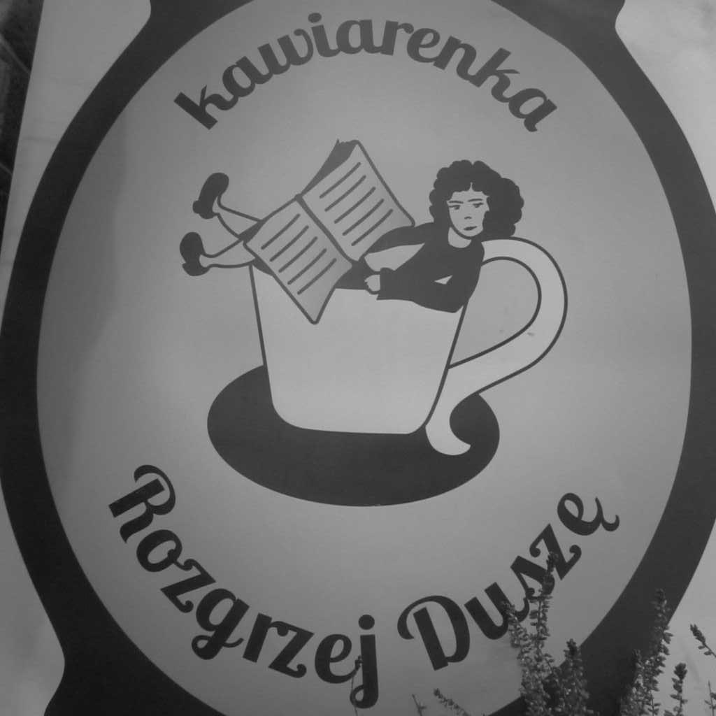 Kawiarenka Rozgrzej Duszę we Wrocławiu.